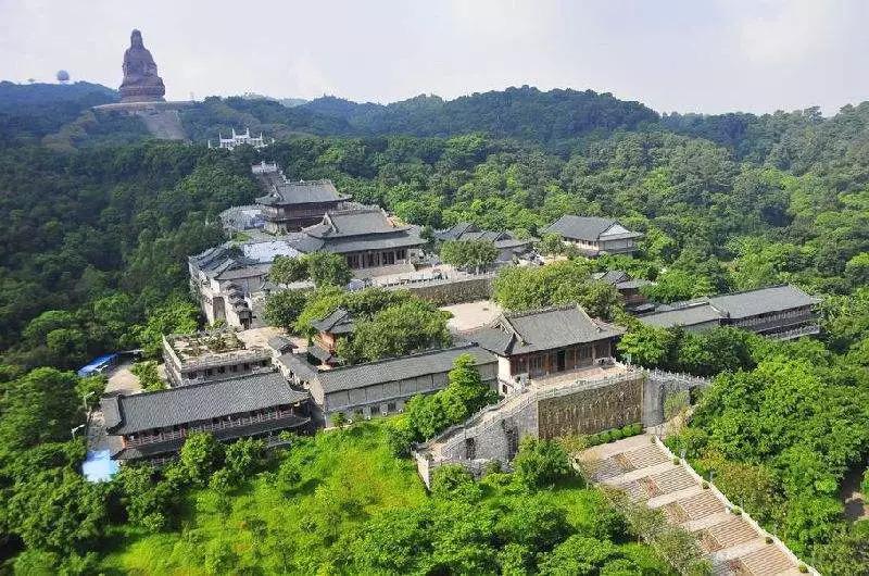 广东热门旅游景点 西樵山旅游攻略 低音号导游
