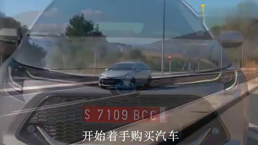 视频:丰田卡罗拉旅行版终于来了,新车媲美奔驰GLA,油耗仅4.2L