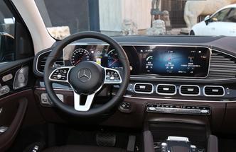 新款奔驰GLS 450上市,搭3.0T发动机
