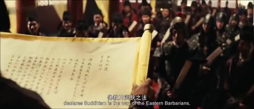 皇帝的一句话,真的是全国震动啊