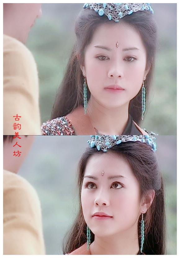 金陵公主 谢韵仪_记忆深刻的新加坡古装美人,范文芳陈秀丽,你喜欢谁?__财经头条