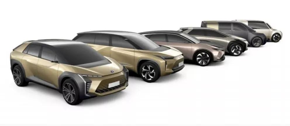 专注电车的丰田有多可怕?看看投入和目标就知道了