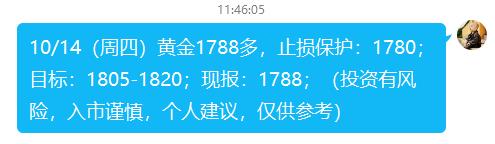 【天富平台代理】缠禅说缠:黄金多头力挽狂澜,突破1800还将新高!