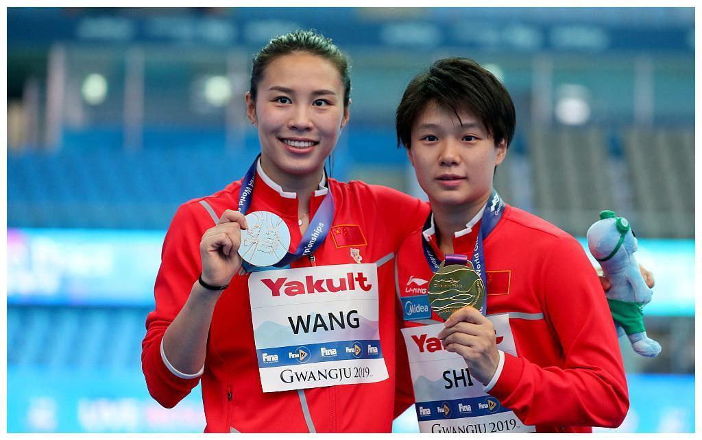 跳水选拔赛:施廷懋/王涵女双三米板轻松折桂