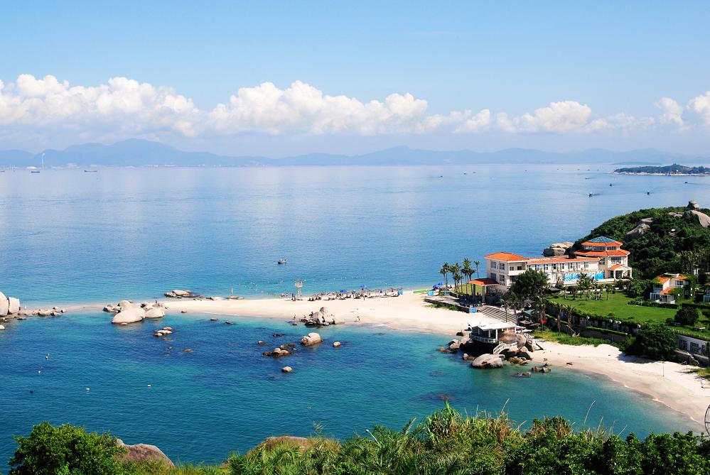 广东热门旅游景点 巽寮湾旅游攻略 低音号导游