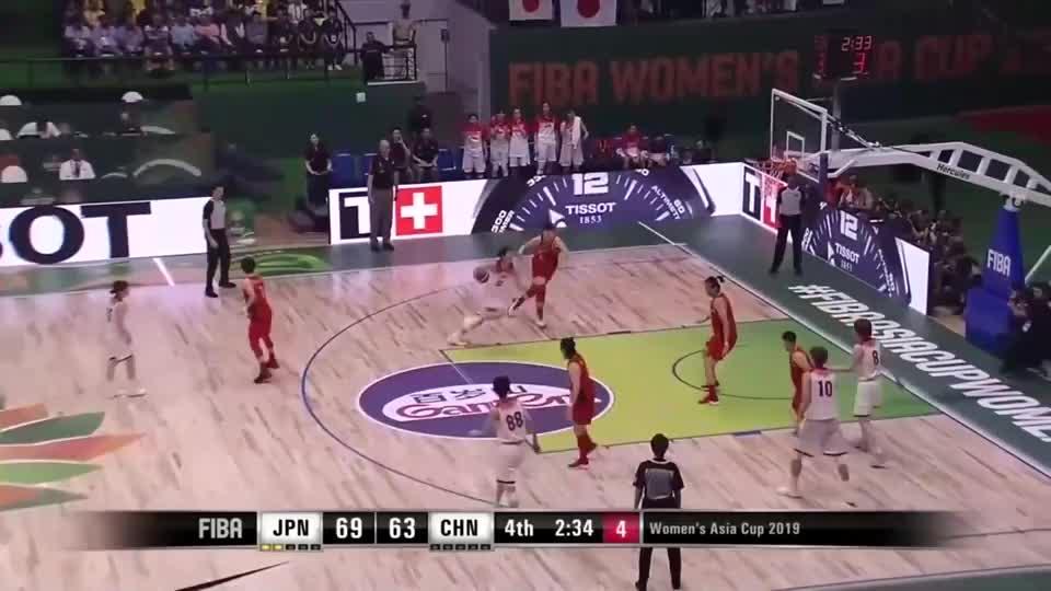 中国女篮3分惜败日本,男篮能复仇么?