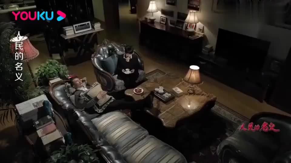 影视剧:高育良夸贪污能提高办事效率,没想老婆怼他下不来台