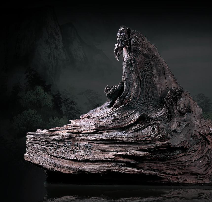 藏魂于天然 纳灵于神工 ——嵊州根雕艺术概述