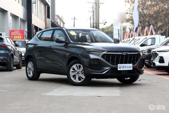 长安欧尚X5新增车型上市,性价比更强,你心动了没?