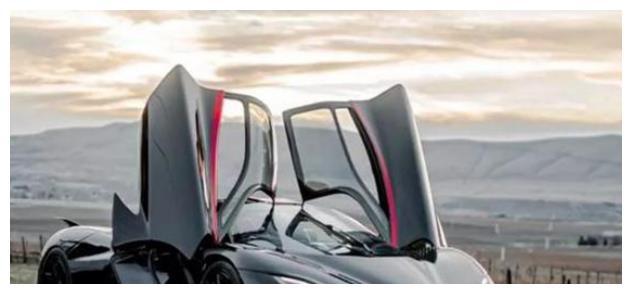 超跑能有多快,5.9L V8 1750马力,布加迪威龙都不敢比