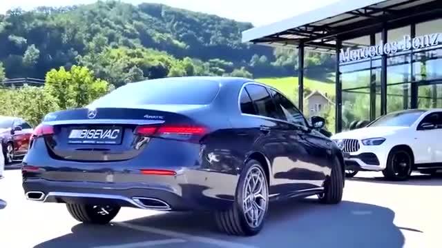 视频:2021款全新奔驰E级,颜值提升不少
