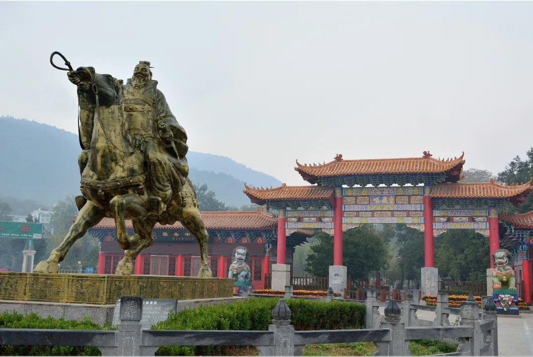 """宿州春游人气最旺的景区,有""""皖北小黄山""""之称"""