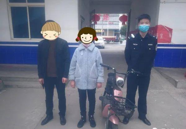 潢川南城派出所打击多发性侵财犯罪战果丰硕