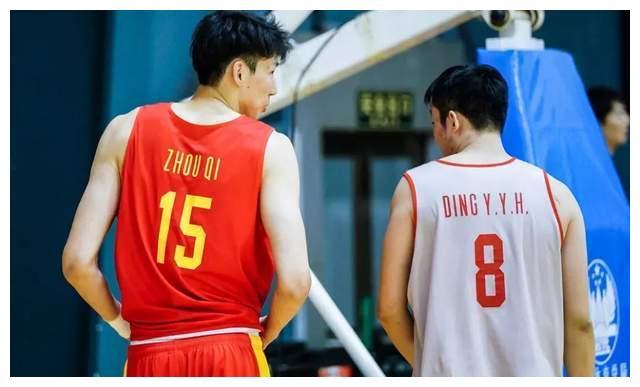 """中国男篮再迎世界大赛!周琦闹得太大,""""小姚明""""会趁机上位吗?"""