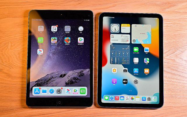 苹果iPad mini6:吐槽声一片,四点原因很真实