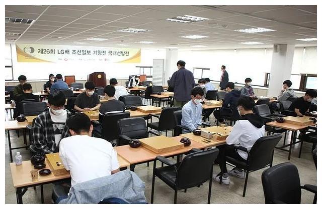 第26届LG杯各地预选结束 中国7人是谁?24人大名单独缺外卡