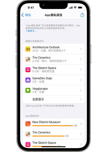 苹果将推出App隐私报告!互联网时代隐私真的有保障了吗?
