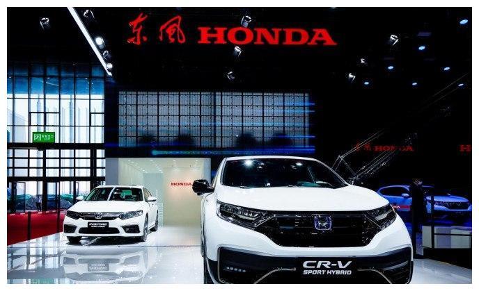 本田4月汽车销量公布,又是一个历史最高纪录!