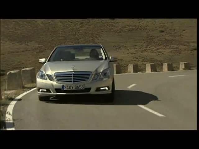 视频:奔驰E级(W212)整车介绍值得一看