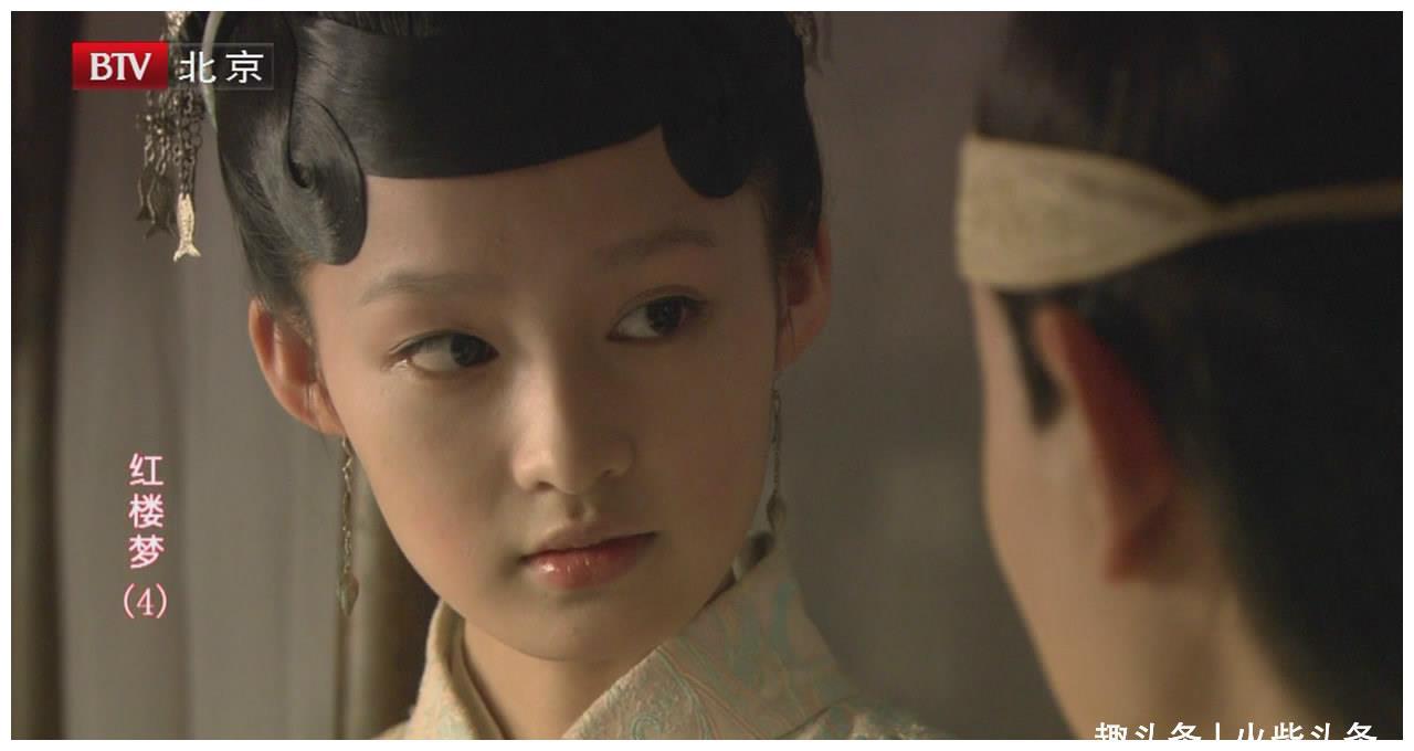 李沁的中式妆容真的很好看,她适合演《倚天屠龙记》里的她