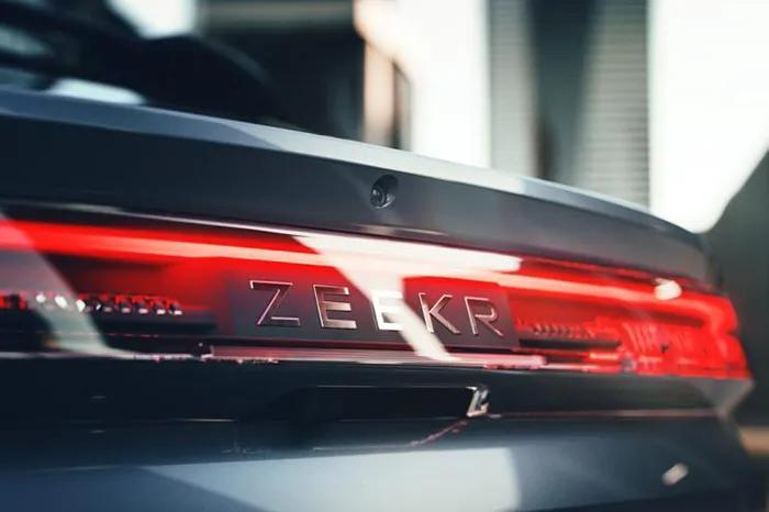 百公里加速3.8秒,极氪首款车型ZEEKR 001参数公布