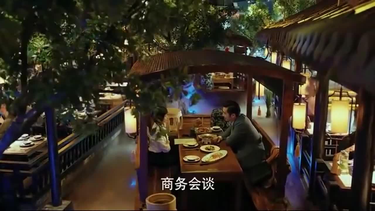 二十不惑:老板要谈合作,姜小果定了条船,真以为是来品尝美食的