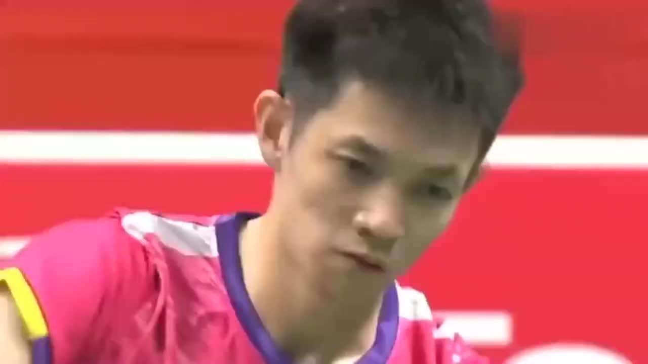桃田贤斗这一手防守反击,有点林丹当年的样子啊