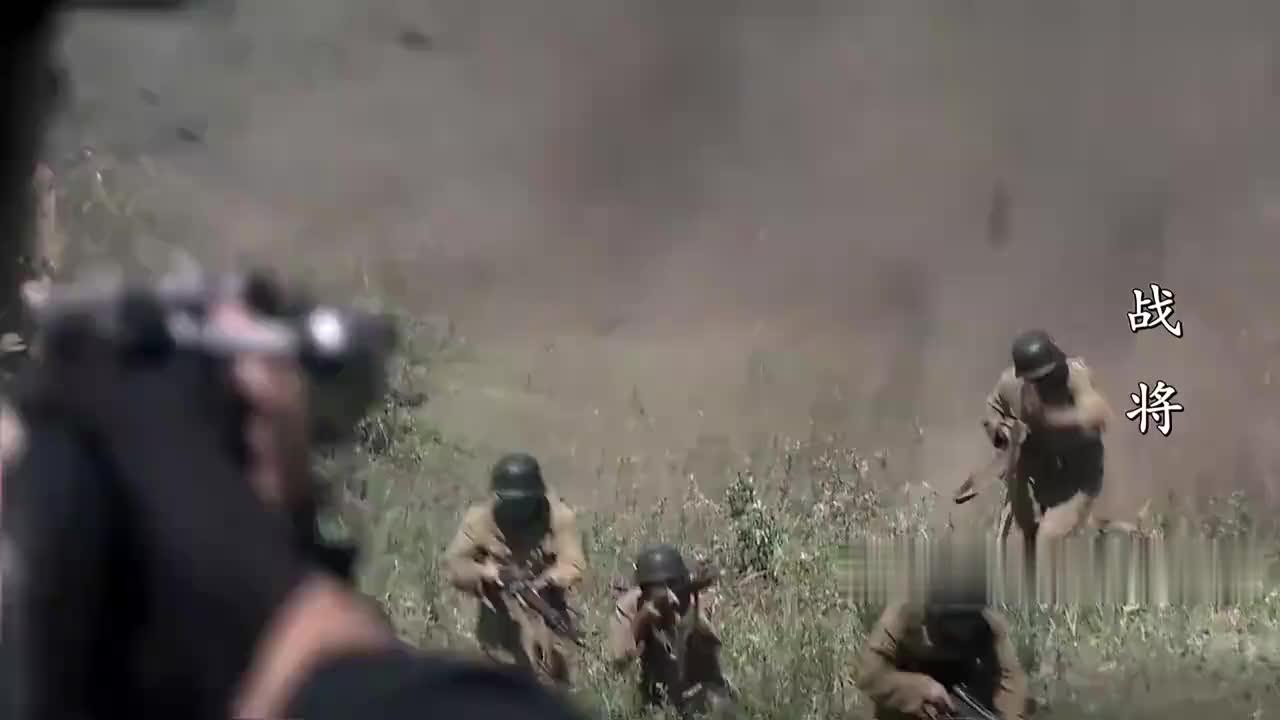 战将:连长以为熊二临阵脱逃,不料他扛回来一门迫击炮,德国造的