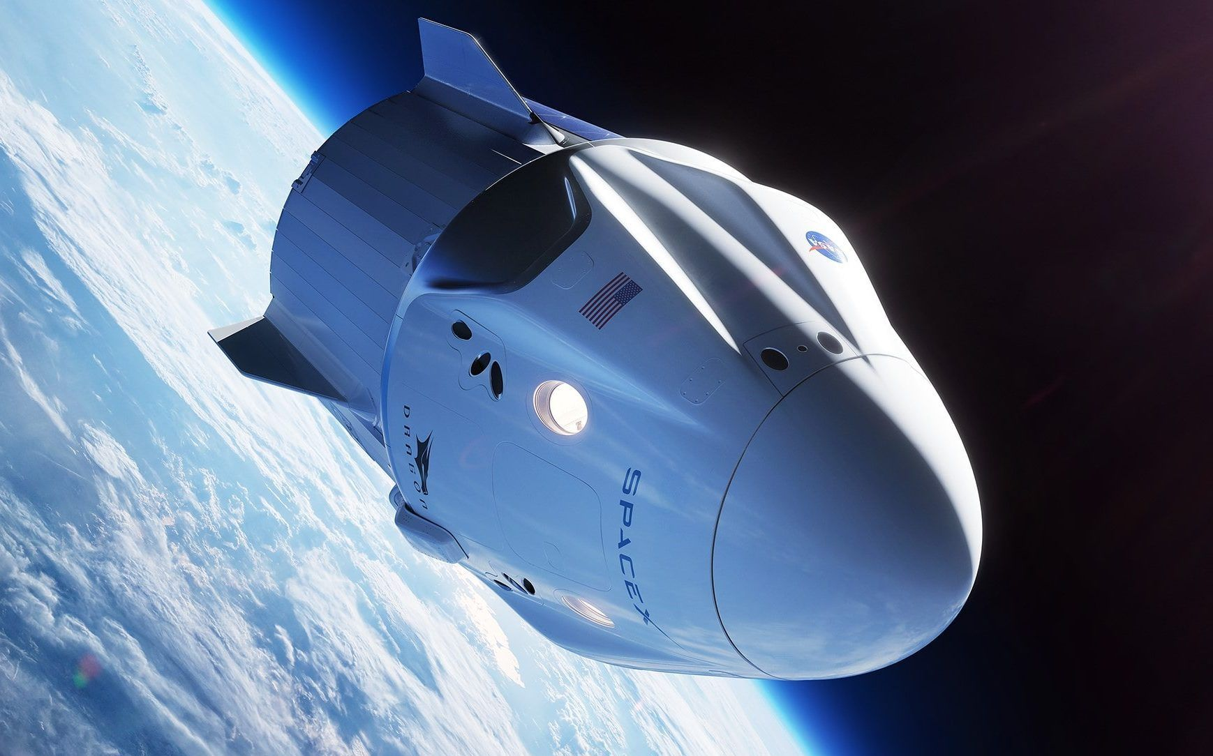Crew-2宇航员将重新安置龙飞船,以迎接波音Starliner对接空间站