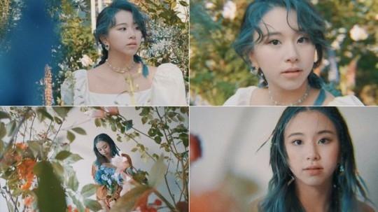 TWICE孙彩瑛第9张迷你专辑《MORE&MORE》概念影片&预告图公开
