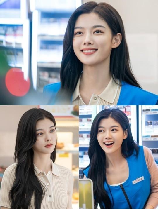 金裕贞在新电视剧《便利店新星》中挑战前所未闻的打工角色