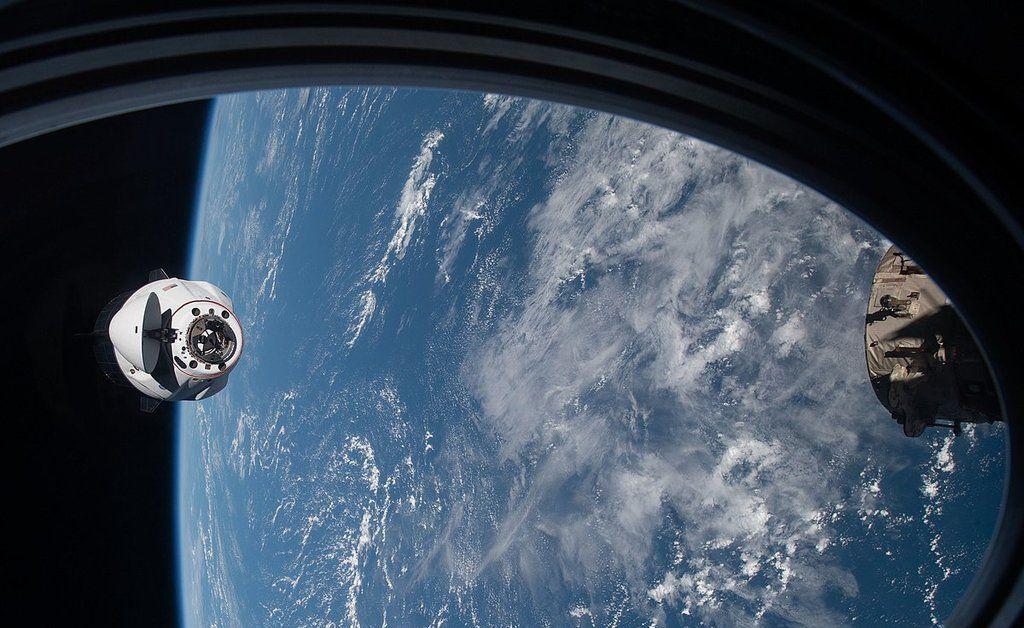 美国宇航局宣布,SpaceX第四次载人航天任务将在万圣节升空