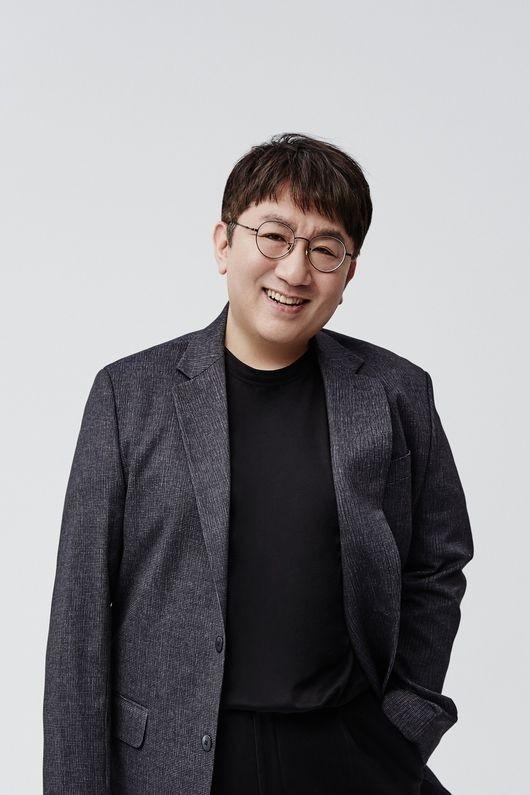 Big Hit方时赫代表决定作为Mnet《I-LAND》总制片人参加