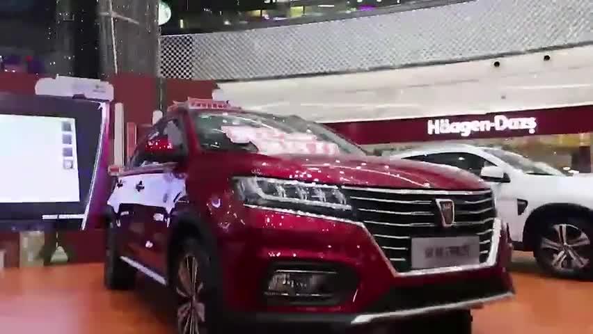视频:车市严选-荣威RX5亮点爆棚闪耀全场