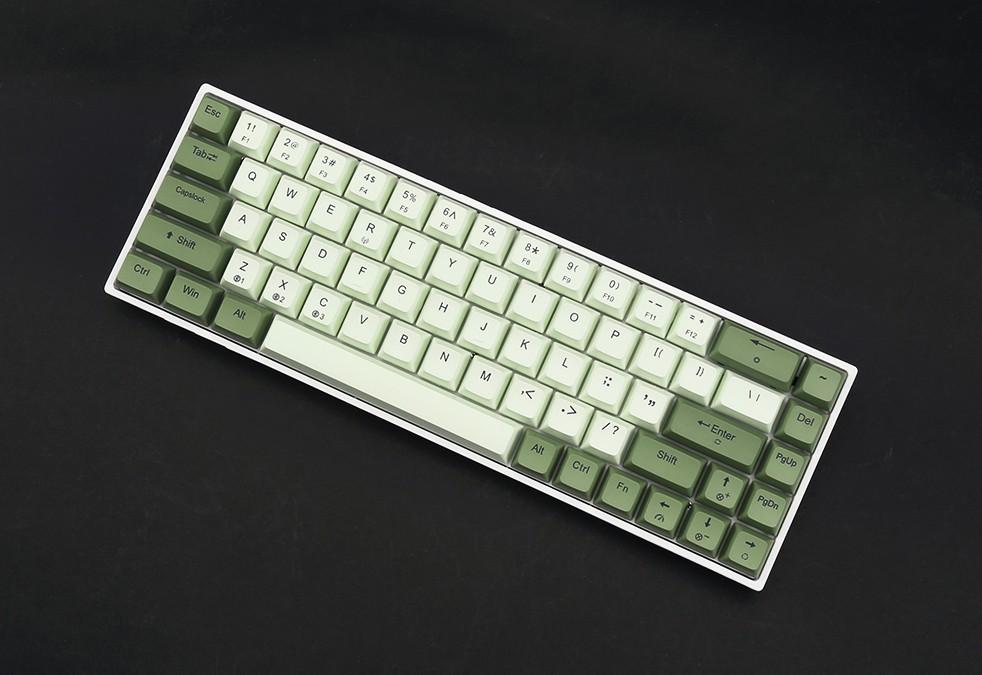 狼蛛F3068魔幻森林RGB机械键盘:超高性价比的入门客制化选择