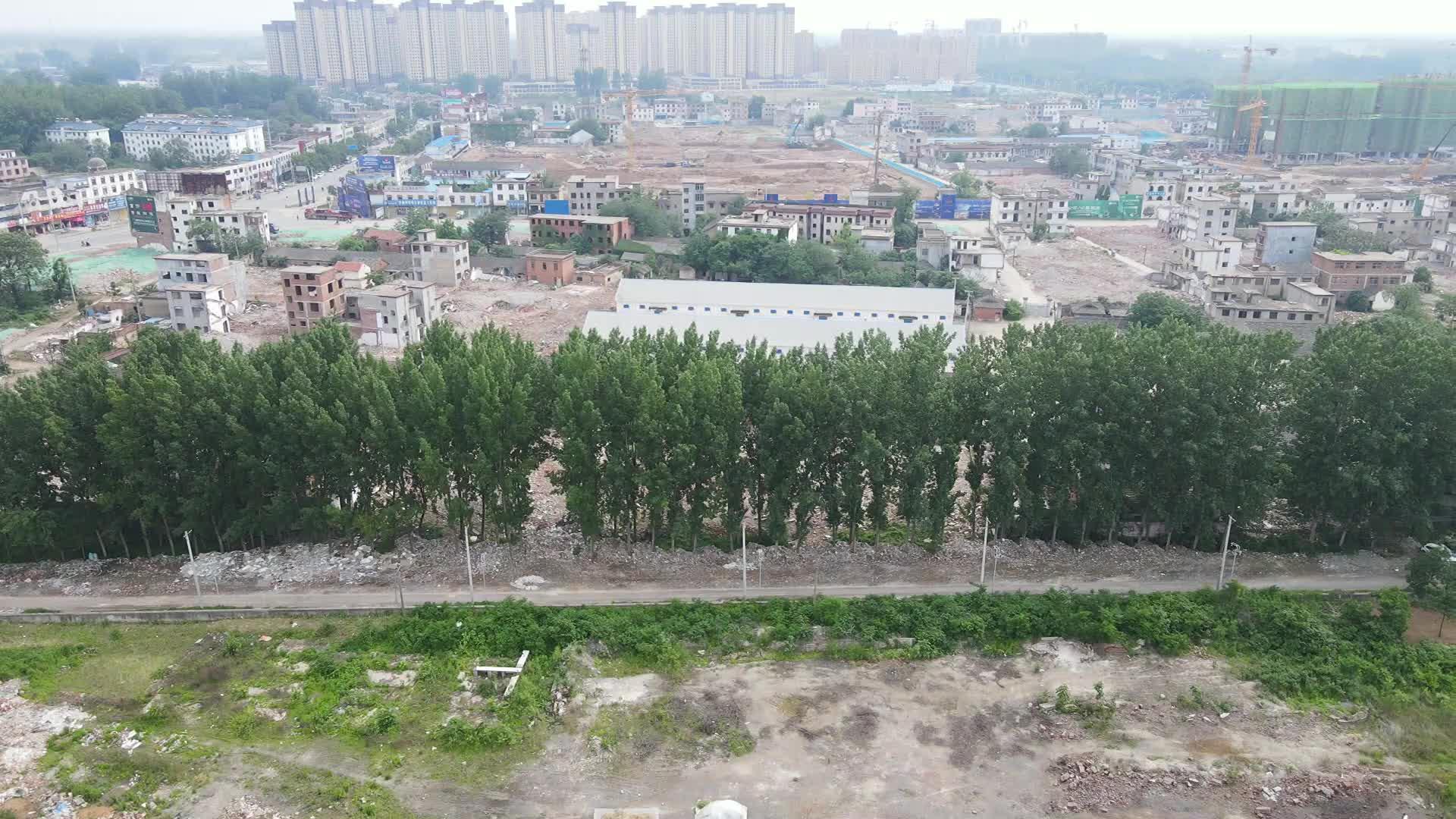 植物园三期建设场地,安徽省阜阳市界首市