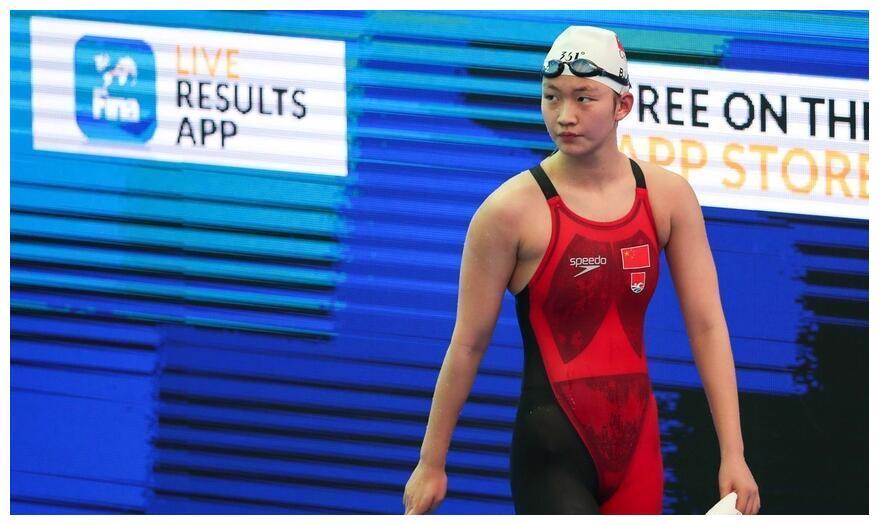 冠军赛:李冰洁400自夺冠险破亚洲纪录 王简第三