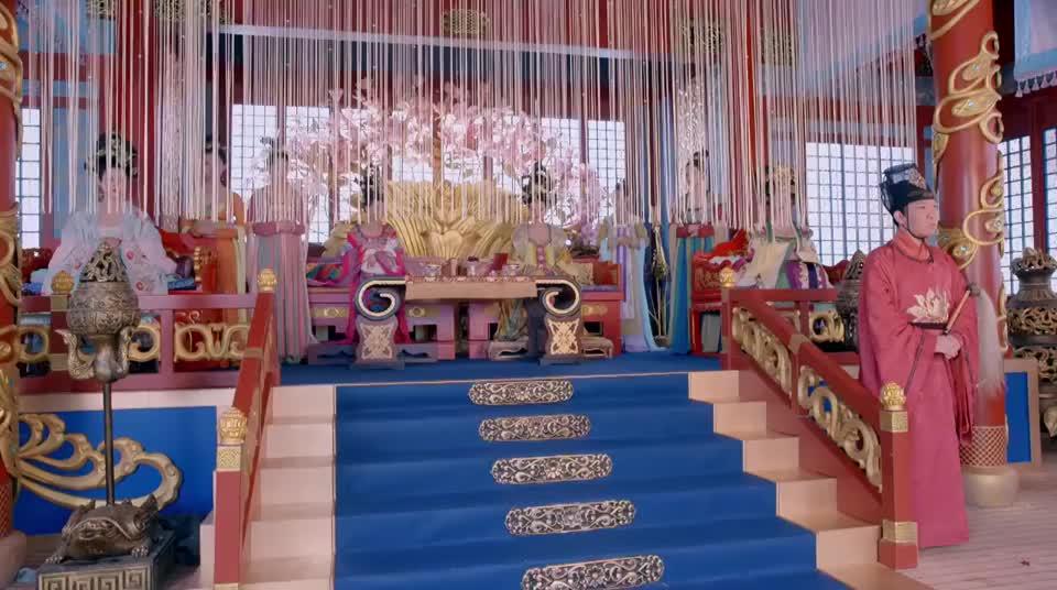 武媚娘:韦贵妃点化每一个才人,入宫其实就是一场豪赌!