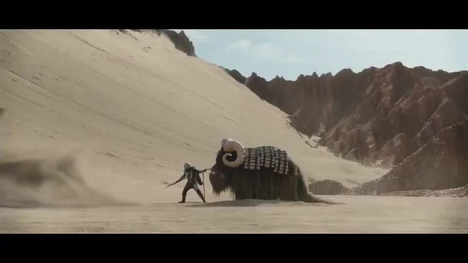 这才叫钻地魔兽, 农民伯伯养一只就不用耕地了!