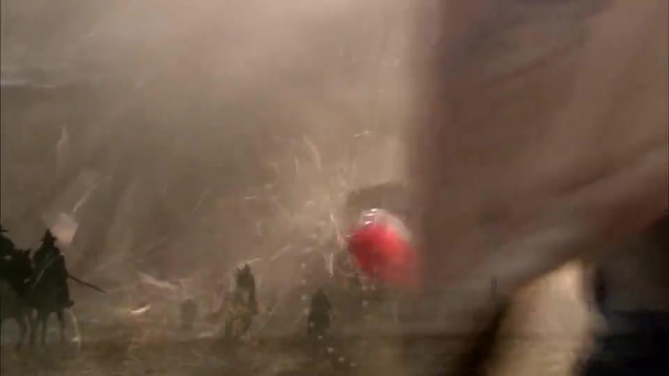 水浒传:关圣之勇无人可敌,梁山战车所向无敌,却被他一人所破