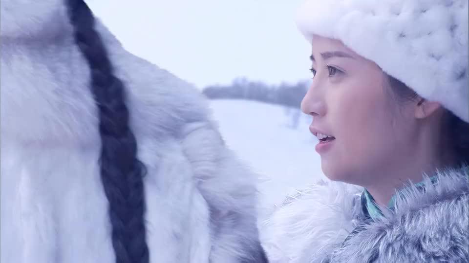 雪山飞狐:狐大侠功力大成,破冰而出,众人慌忙跪拜