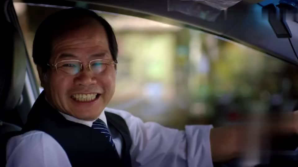 嘻哈:卢小鱼被的士司机当神经病!