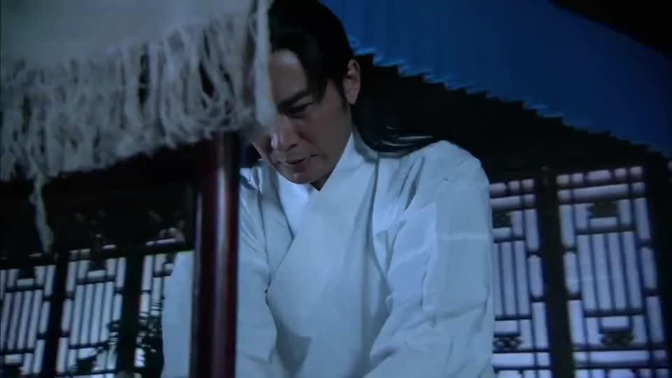 侠隐记:剑神一人独居客栈,午夜梦回惊醒,不料出现幻觉