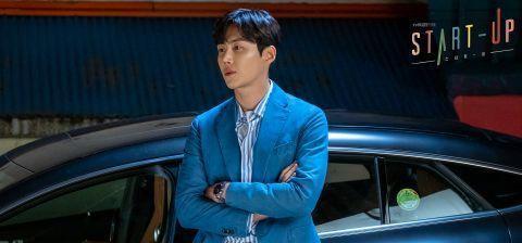 韩剧中五位擅长时尚穿搭的男演员们,直接把西装穿出不同层次!