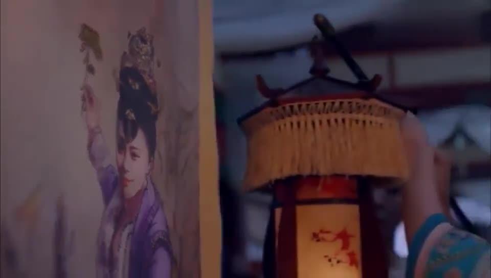 皇上携带众嫔妃去祭拜文德顺圣皇后,场面浩大,庄严且隆重