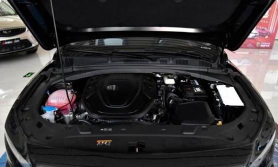 新款吉利星瑞实拍!动力升级,全系配沃尔沃2.0T,轴距超速腾