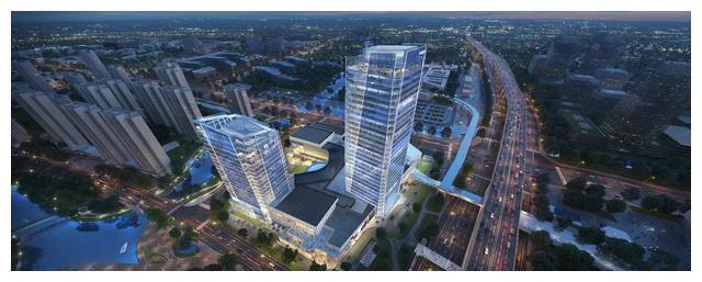 宁波这个地方将新增一座TOD一站式商务综合体