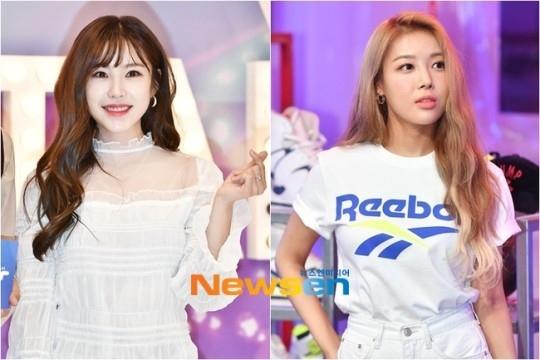 Secret出身的全孝盛&前Wonder Girls宥斌再次合作!预示将组建新组合