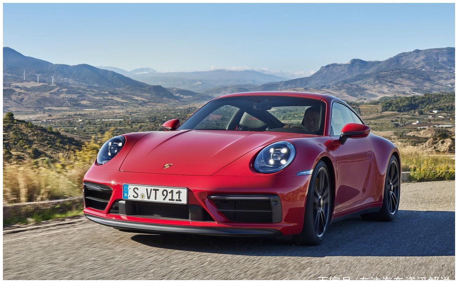 保时捷新一代911 GTS近期市场表现较为活跃