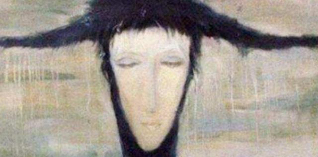 女画家的一幅诡异肖像画,三次被买主退回,后被禁止再出售